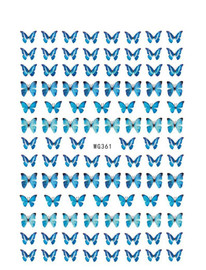 Butterfly Decals - WG361