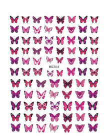 Butterfly Decals - WG364