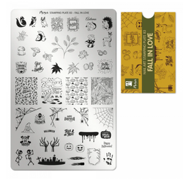 Stamping Plate No.83