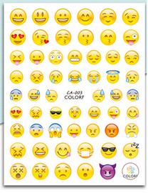 Emoji Decal CA003