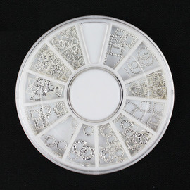 Stud Set Wheel - Silver 1