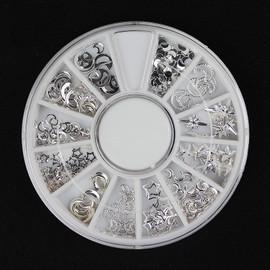 Stud Set Wheel - Silver 2