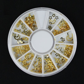 Stud Set Wheel - Gold 1