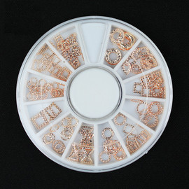 Stud Set Wheel - Rose Gold 1