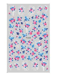 Flower Decal F668