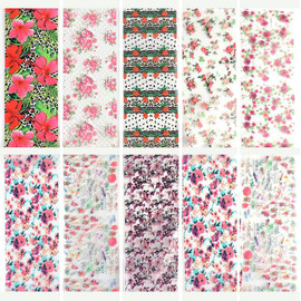 Floral Foil set  - 2
