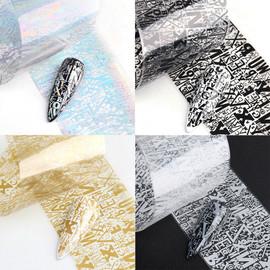 Lettering Foil Set