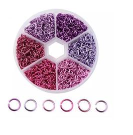 Nail Piercing Rings - #4