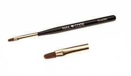 Nail Code Oval Brush (Medium)