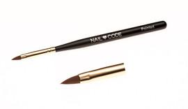 Nail Code Pointed Brush