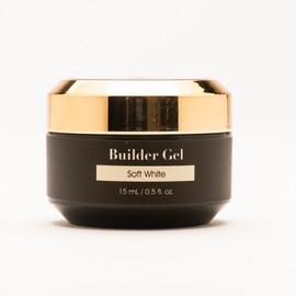 Nail Code Builder Gel - Soft White