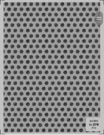 Black Polka dot Decals - T278