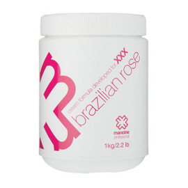 Mancine Brazilian Rose Strip Wax 1L