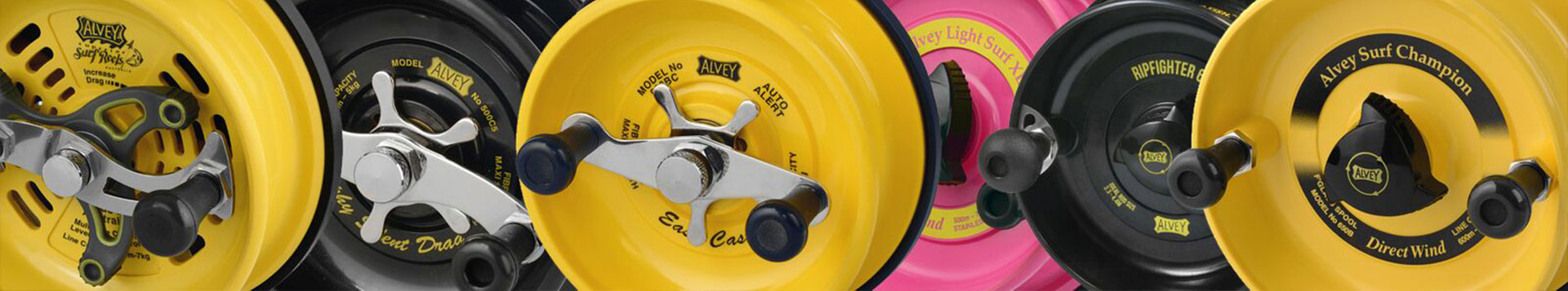 Alvey Fishing Reels