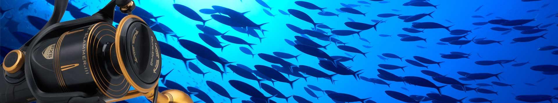 Penn Slammer Fishing Reels