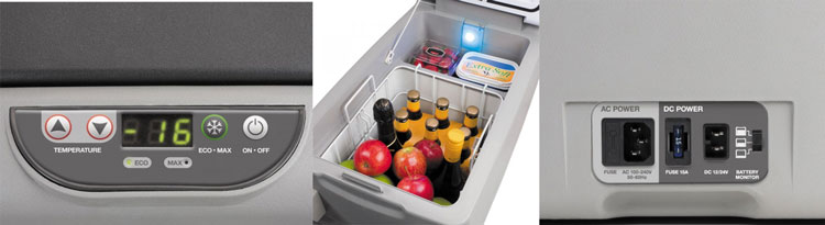 primus camping fridge freezer