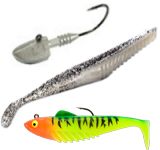 Soft Plastic Fishing Lures