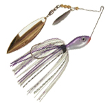 Spinnerbait fishing lures