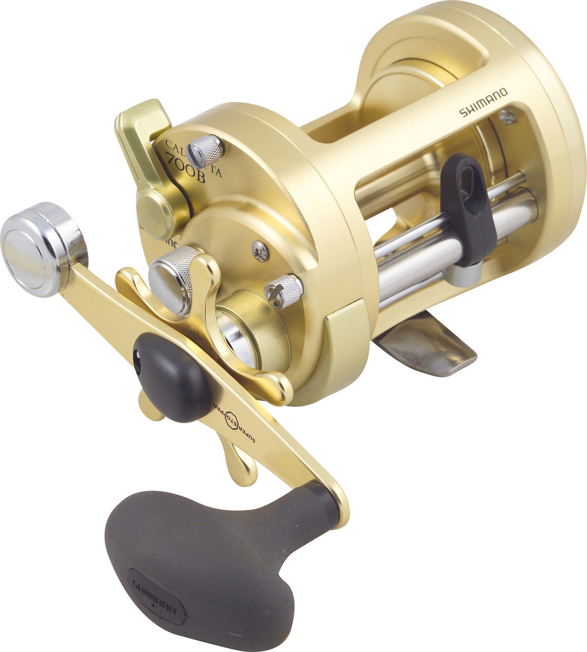 Shimano calcutta ct 700b baitcaster fishing reel fishing for Baitcasting fishing reel