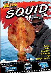 Squid Fishing Tactics DVD