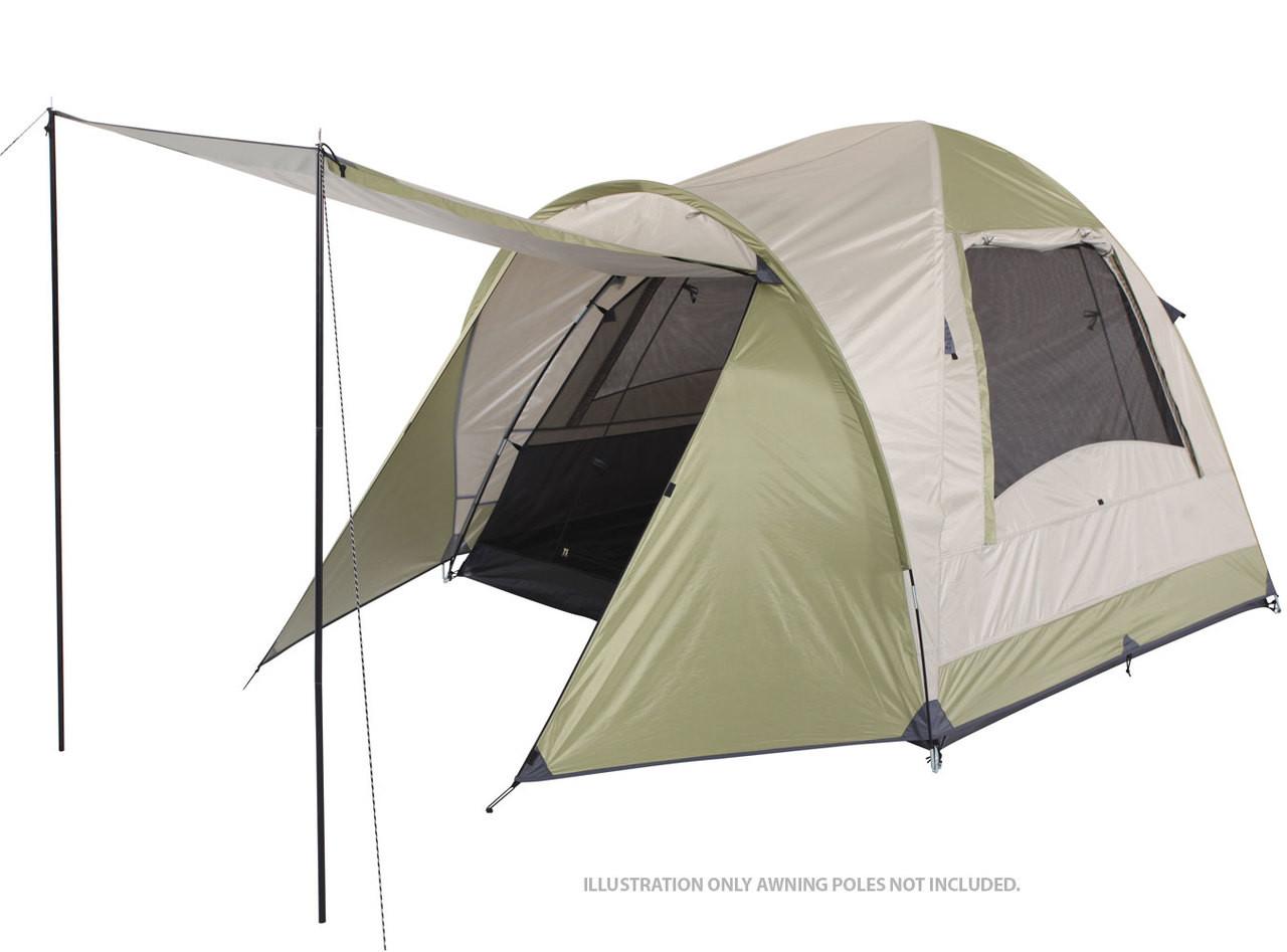 Oztrail Tasman 4V Tent  sc 1 st  Fishing Tackle Shop & Oztrail Tasman 4V Tent | 4 Person Camping Tent