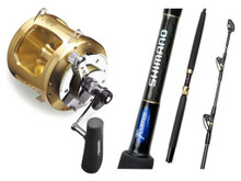 Shimano Tiagra Game Fishing Combo