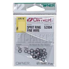 Owner Fine Wire Split Rings
