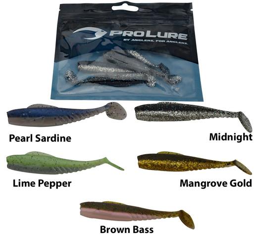 pro-lure-fishtail-soft-plastics-packet