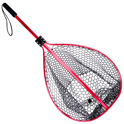 Berkley silicone rubber landing nets fishing tackle shop for Rubber fishing nets