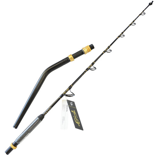 Daiwa tanacom bull rod deep drop dendoh for electric reels for Electric fishing rod