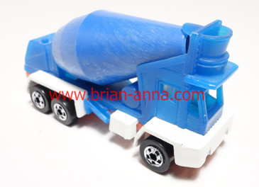 Hot Wheels Prototype Oshkosh Cement Mixer Truck