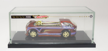 Hot Wheels 2000 Toy Fair Deora II from the Mike Strauss Collection, author of the original Hot Wheels Price Guide