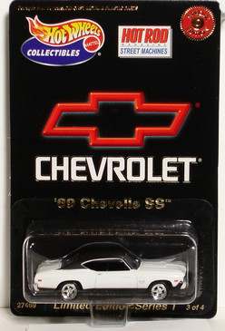 Hot Wheels Limited Edition 1969 Chevrolet Chevelle