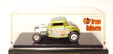 The Mattel Charity Hot Wheels '32 Ford 1999 Dream Halloween car
