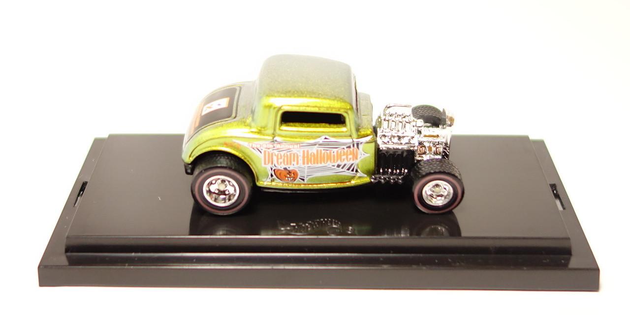 The Mattel Charity Hot Wheels '32 Ford 1999 Dream Halloween car