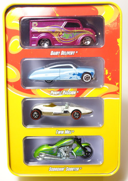 Hot Wheels Since 68 Series featuring the Originals 4-car set