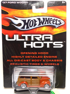 Hot Wheels Ultra Hot Series '37 Ford Woodie