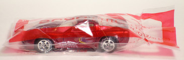 2000 Chicago Auto Show New Millenium Corvette Promo
