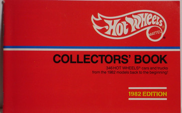 Hot Wheels Collectors Book