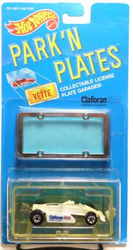 Hot Wheels Park n Plates Rare Distributor Promo, Thunderstreak Claforan 500