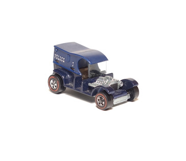 Hot Wheels Redlines Paddy Wagon in Blue, loose (0064)