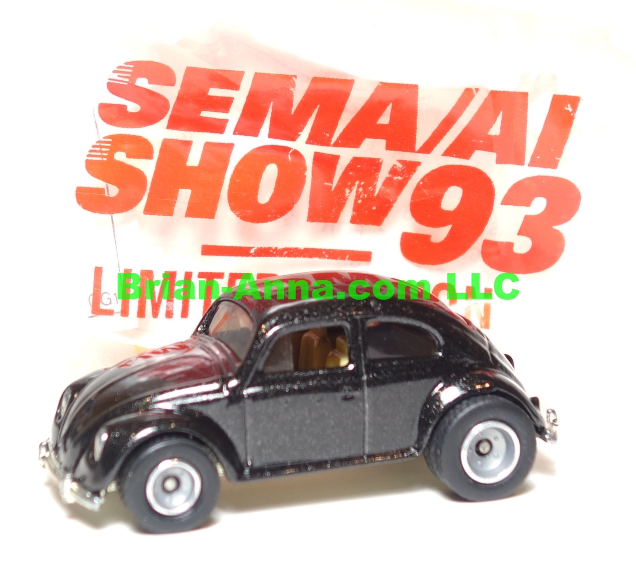 Hot Wheels 1993 SEMA Show Volkswagen Beetle promotional