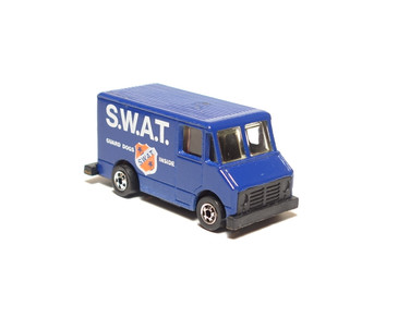 Hot Wheels S.W.A.T Van Scene Machine, loose