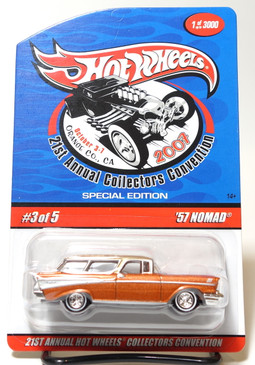 21st Annual Hot Wheels Collectors Convention, '57 Nomad