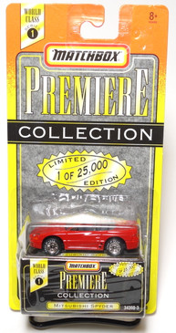 Matchbox Premiere Collection Mitsubishi Spyder
