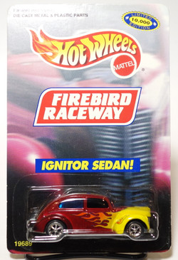 Hot Wheels Firebird Raceway Ignitor Sedan Limited Edition