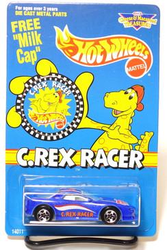 Hot Wheels Kraft Mac & Cheese Exclusive C Rex Racer 93 Camaro MOC
