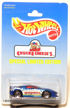 Hot Wheels Special Edition Chuck E Cheese '93 Chevy Camaro Racer