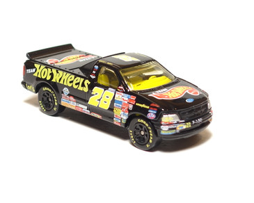 Hot Wheels Limited Edition Ernie Irvan Ford F-150 Nascar, loose