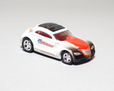 JC Whitney Chrysler Pronto Limited Edition Hot Wheel in White, loose